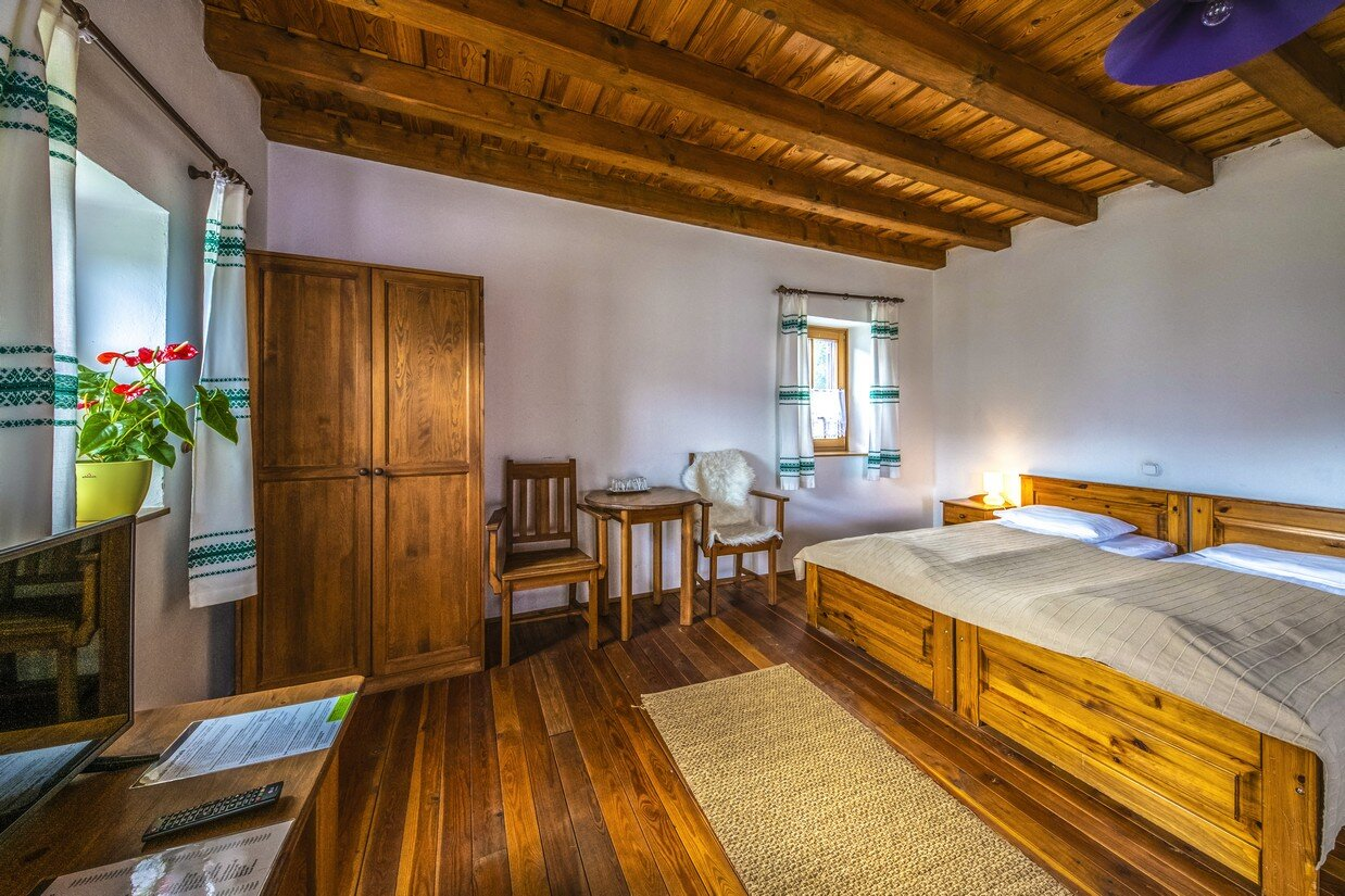 Parasztudvar szoba
