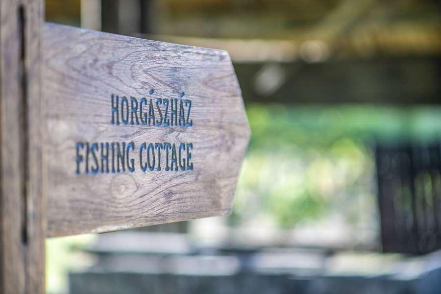 Horgászház